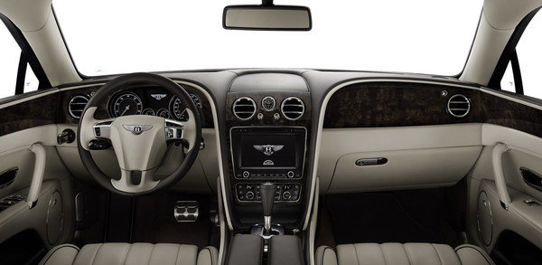 Nice Images Collection: 2014 Bentley Flying Spur Desktop Wallpapers
