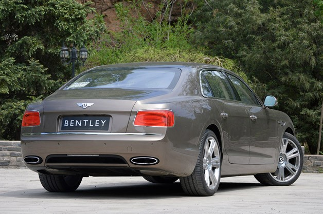 2014 Bentley Flying Spur High Quality Background on Wallpapers Vista