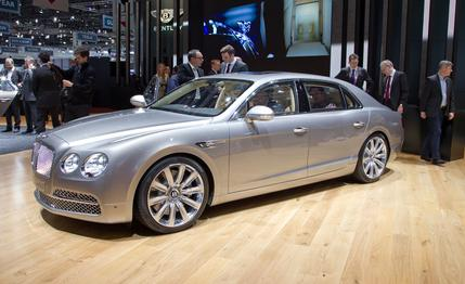 2014 Bentley Flying Spur Backgrounds on Wallpapers Vista