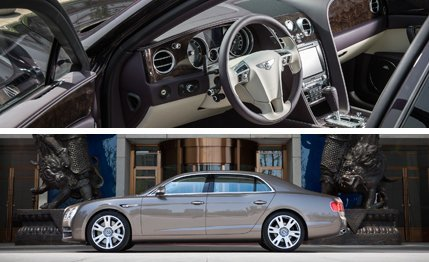 2014 Bentley Flying Spur Backgrounds, Compatible - PC, Mobile, Gadgets| 429x262 px