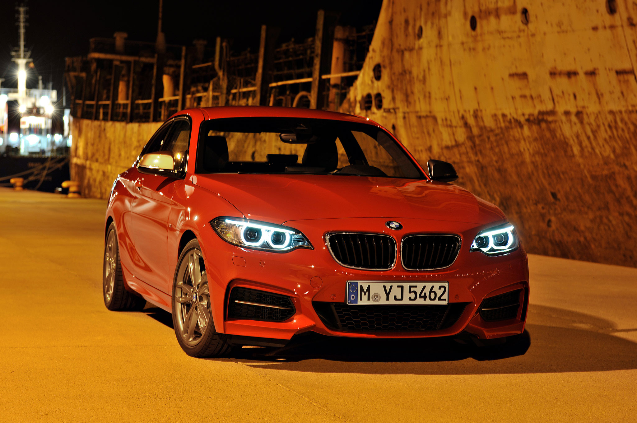 2014 BMW 2 Series Coupe Backgrounds on Wallpapers Vista