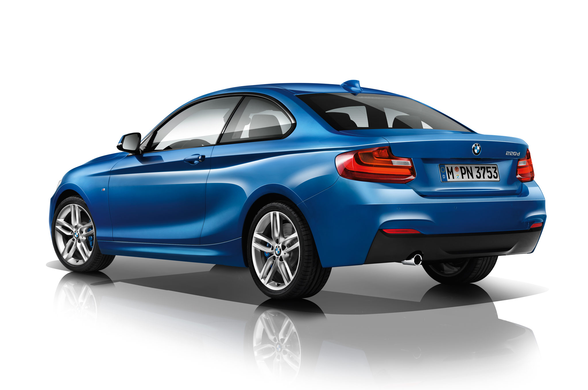 HD Quality Wallpaper | Collection: Vehicles, 2048x1360 2014 BMW 2 Series Coupe