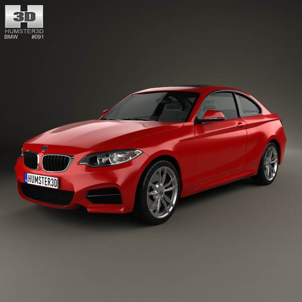 HQ 2014 BMW 2 Series Coupe Wallpapers | File 27.59Kb