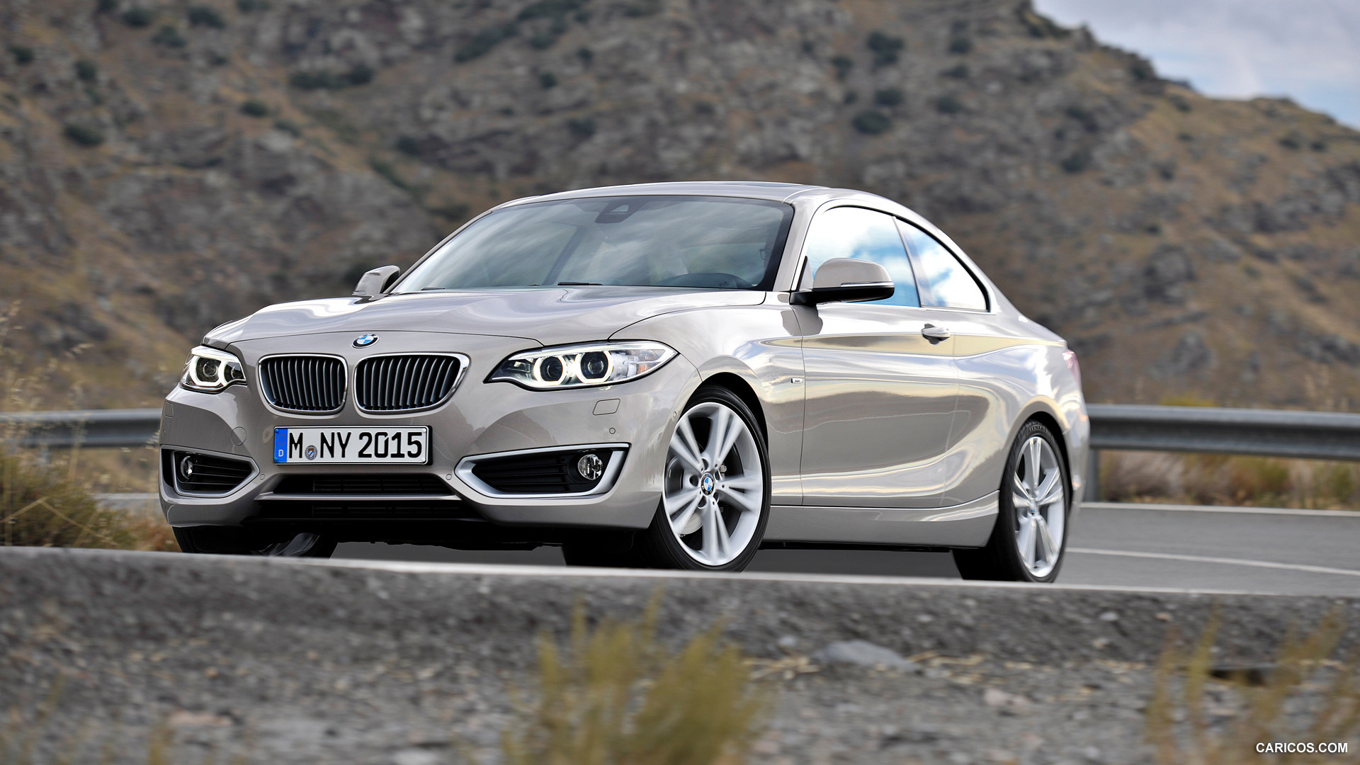 Images of 2014 BMW 2 Series Coupe | 1920x1080