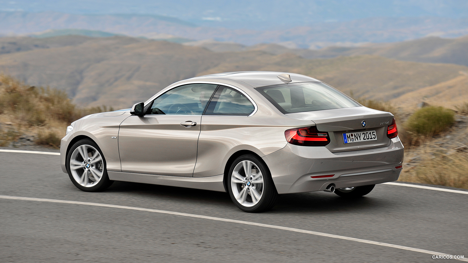 1920x1080 > 2014 BMW 2 Series Coupe Wallpapers