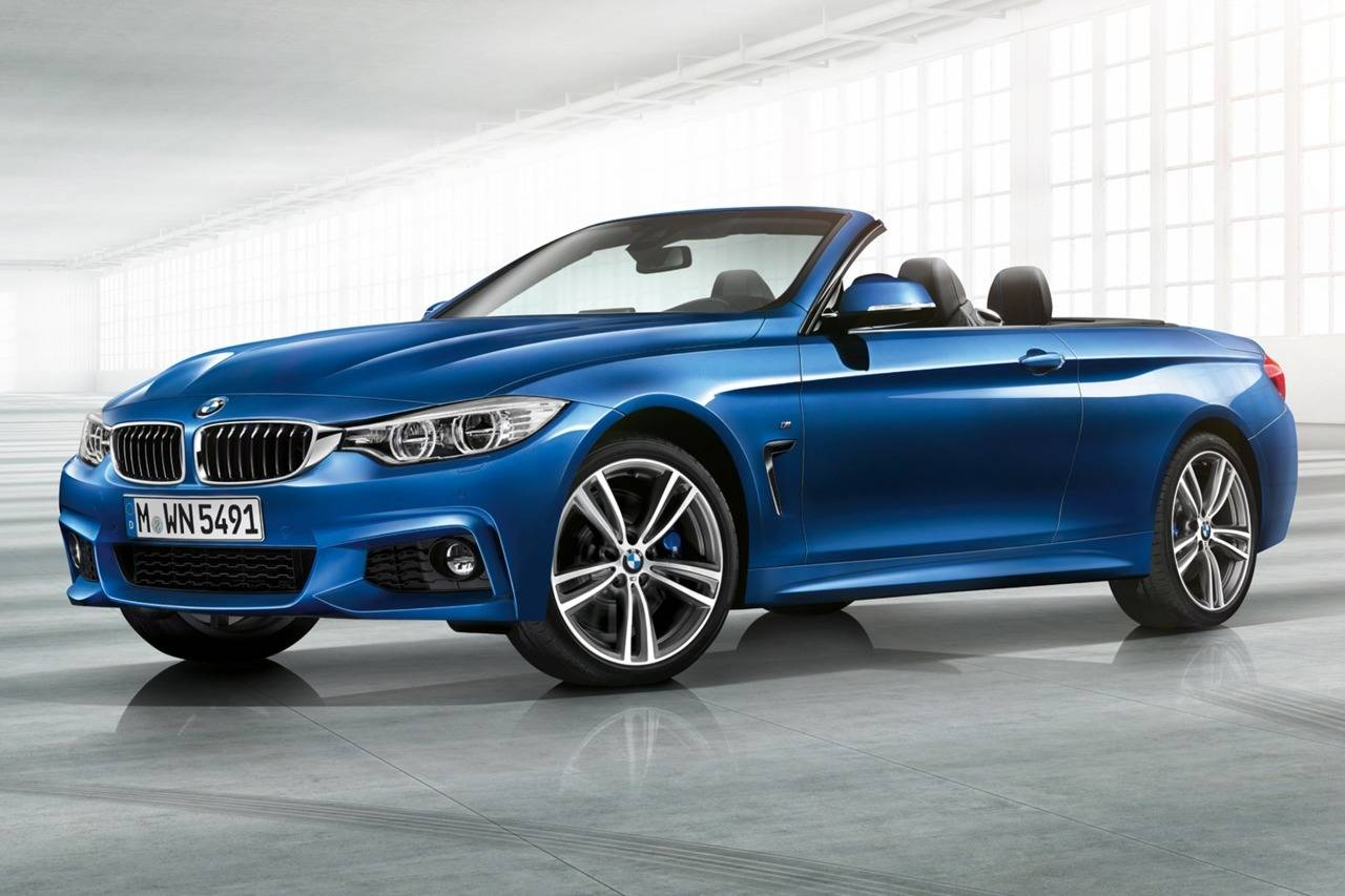 Images of 2014 BMW 4-Series Convertible | 1280x853