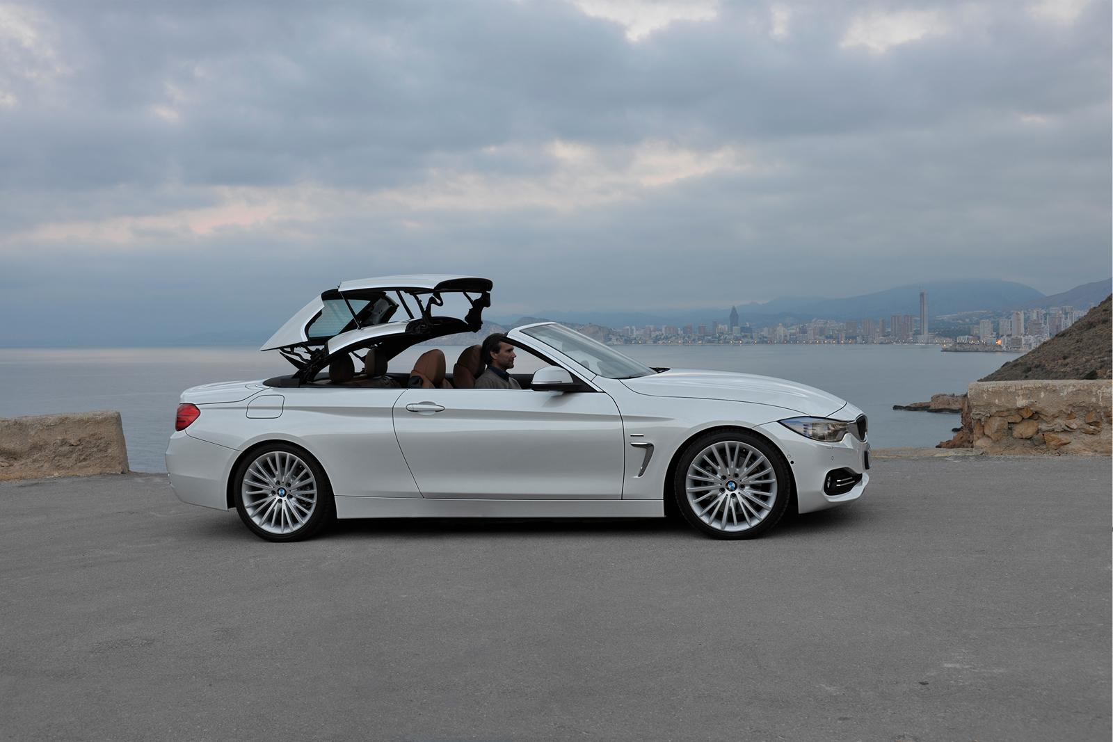 2014 BMW 4-Series Convertible Pics, Vehicles Collection