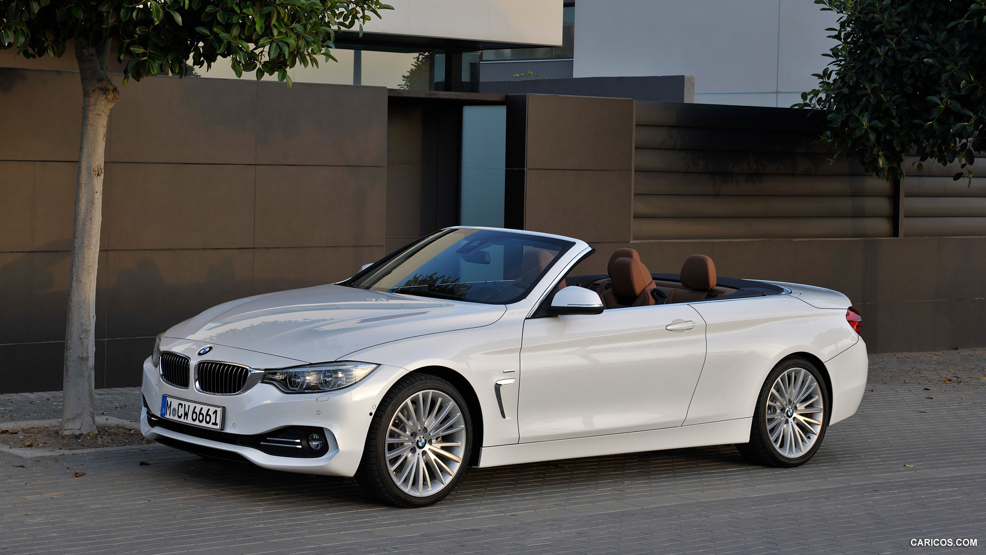 HQ 2014 BMW 4-Series Convertible Wallpapers | File 497.02Kb