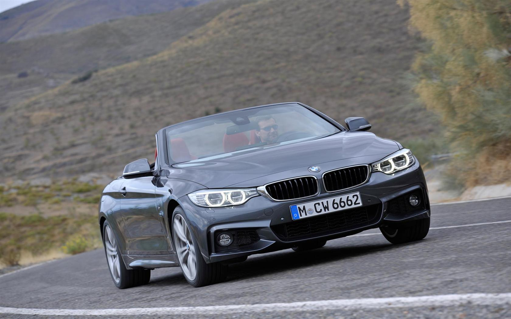 2014 BMW 4-Series Convertible #3