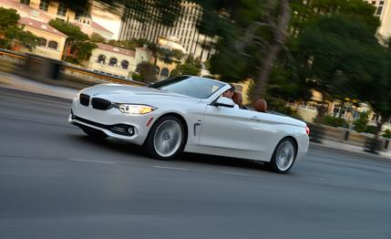 429x262 > 2014 BMW 4-Series Convertible Wallpapers