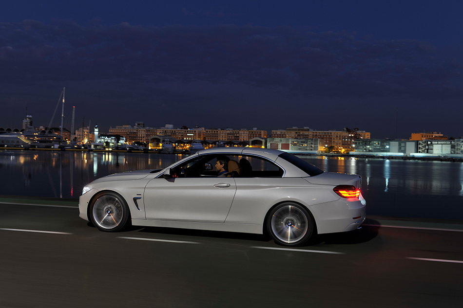 High Resolution Wallpaper | 2014 BMW 4-Series Convertible 950x633 px