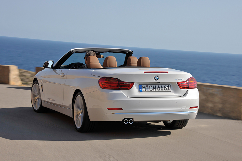 HQ 2014 BMW 4-Series Convertible Wallpapers | File 350.45Kb
