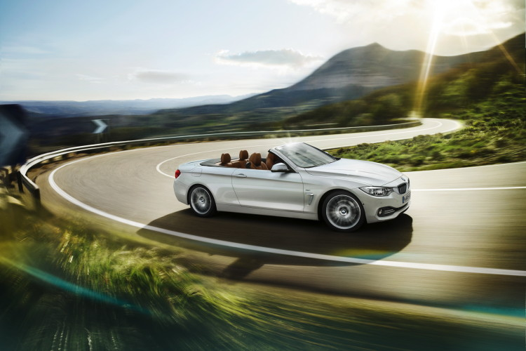750x500 > 2014 BMW 4-Series Convertible Wallpapers