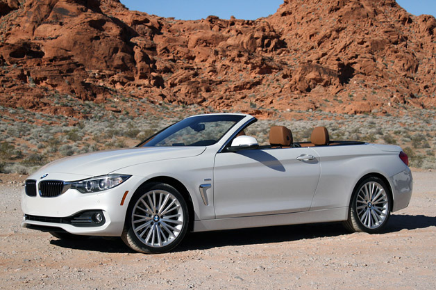 2014 BMW 4-Series Convertible #12