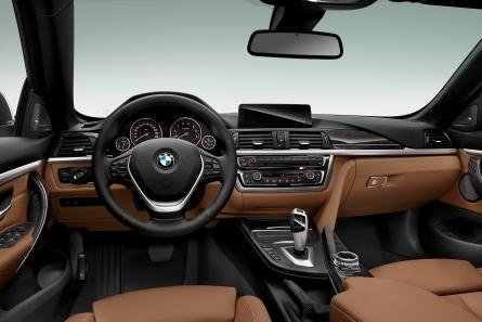 2014 BMW 4-Series Convertible #19