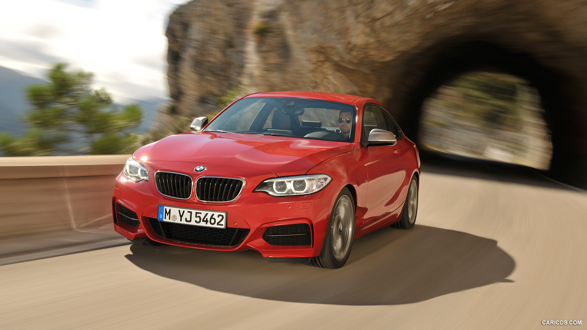 Nice wallpapers 2014 BMW M235i Coupe 1920x1080px