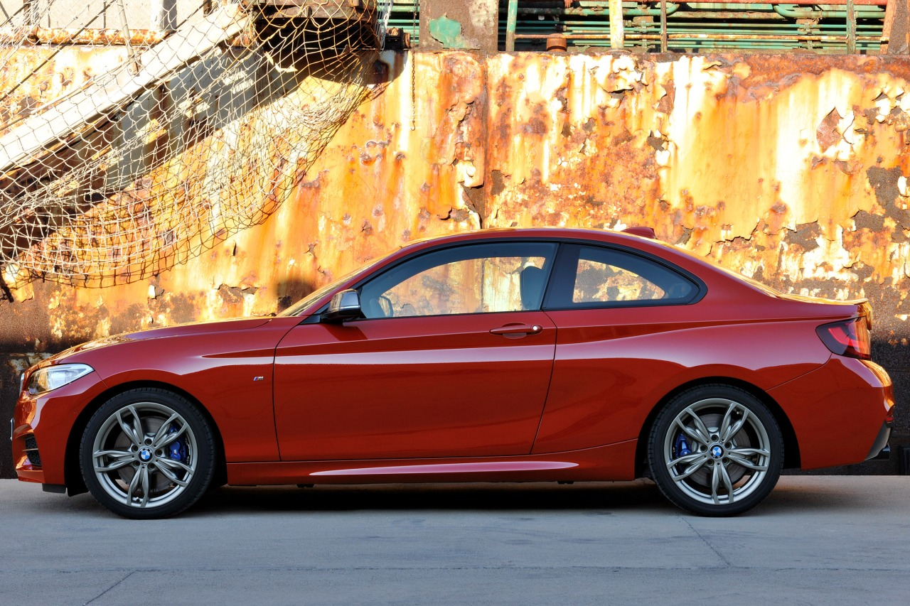 2014 BMW M235i Coupe Backgrounds on Wallpapers Vista