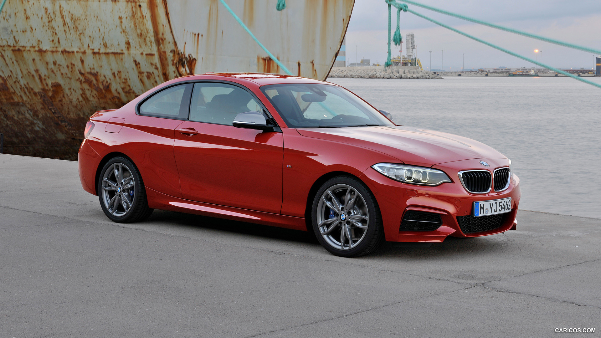 Images of 2014 BMW M235i Coupe | 1920x1080
