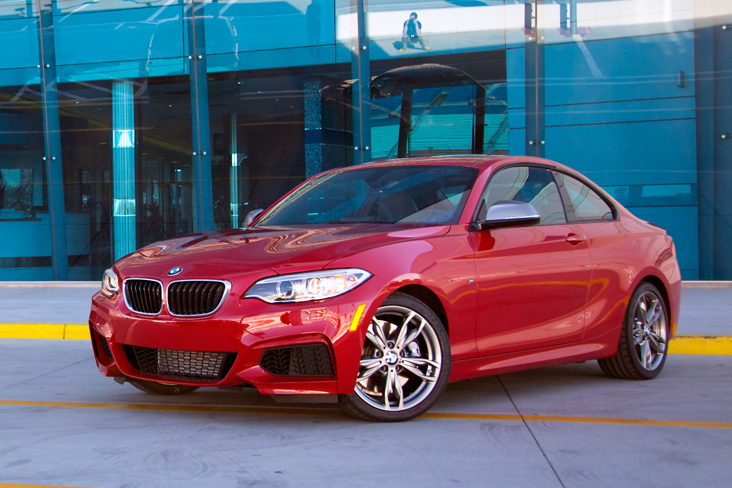 2014 BMW M235i Coupe Backgrounds, Compatible - PC, Mobile, Gadgets| 1500x1000 px