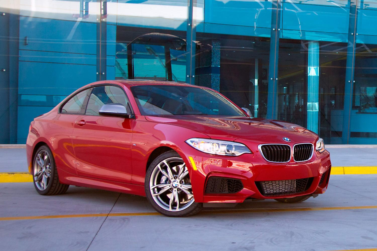 Images of 2014 BMW M235i Coupe | 1500x1000