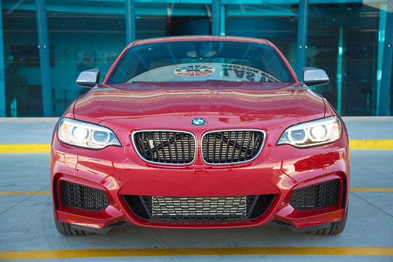 High Resolution Wallpaper | 2014 BMW M235i Coupe 800x533 px