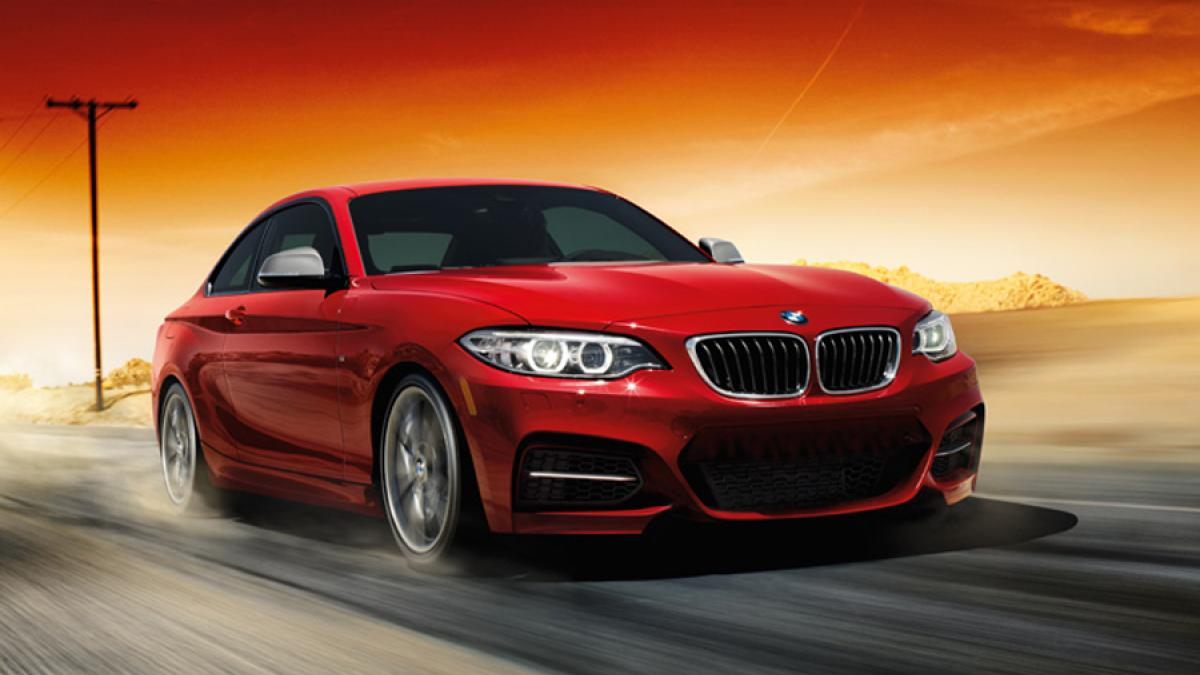 2014 BMW M235i Coupe High Quality Background on Wallpapers Vista