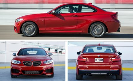 High Resolution Wallpaper | 2014 BMW M235i Coupe 429x262 px