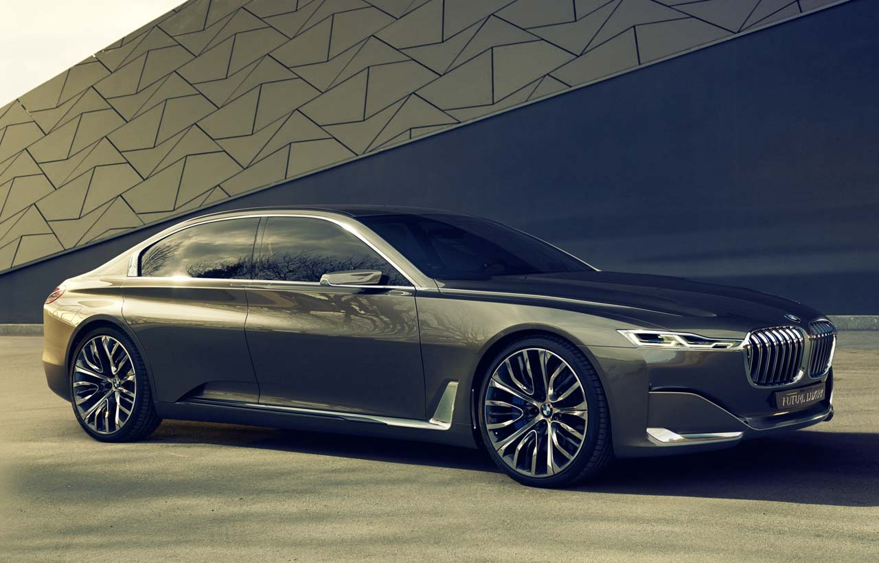 2014 Bmw Vision Future Luxury Concept Backgrounds, Compatible - PC, Mobile, Gadgets  1280x820 px