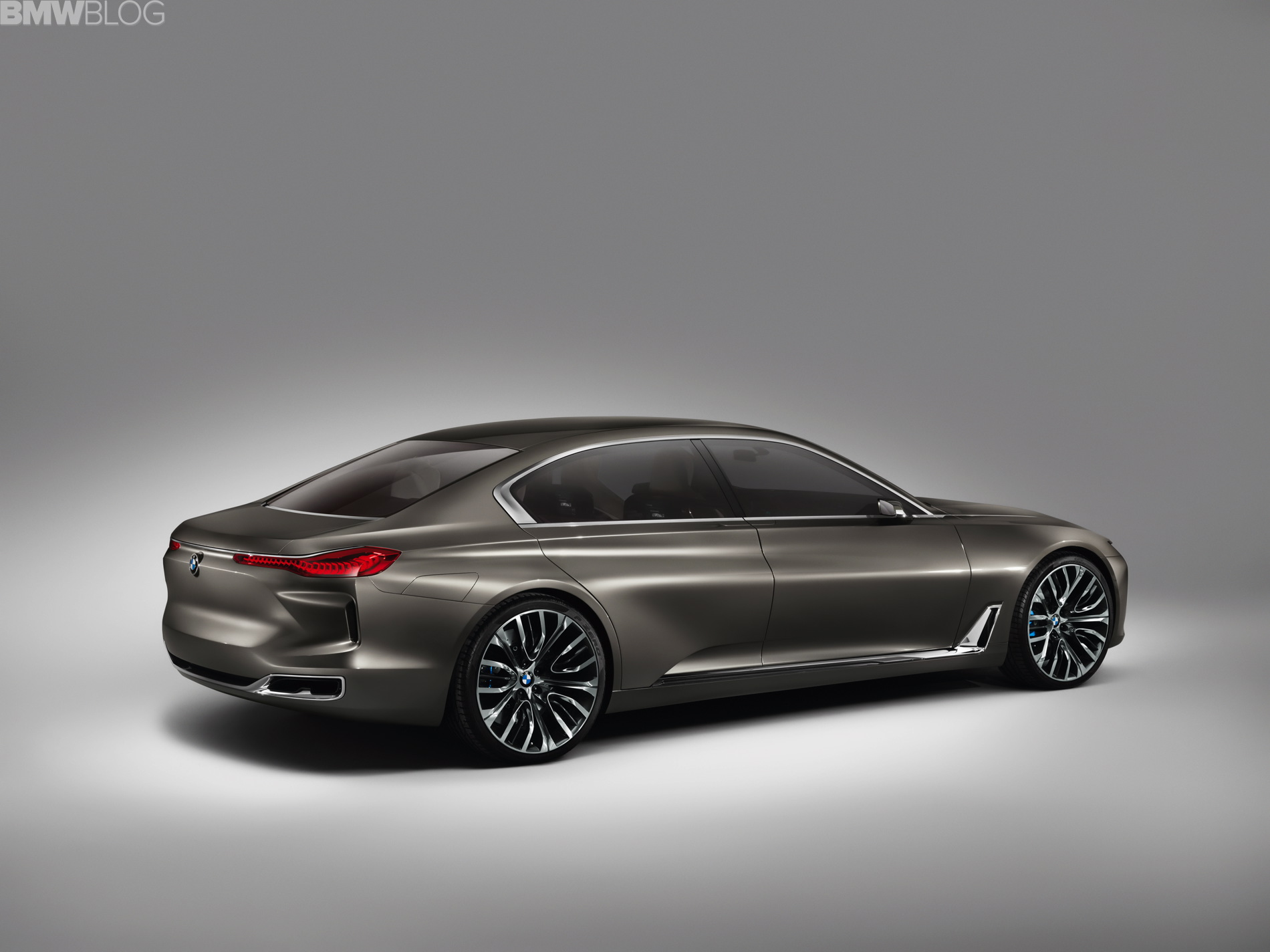 High Resolution Wallpaper   2014 Bmw Vision Future Luxury Concept 1900x1424 px