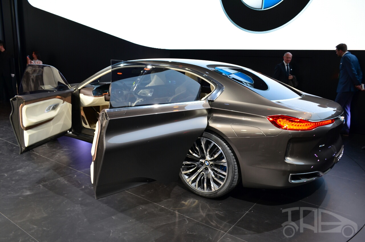 Images of 2014 Bmw Vision Future Luxury Concept   1280x847