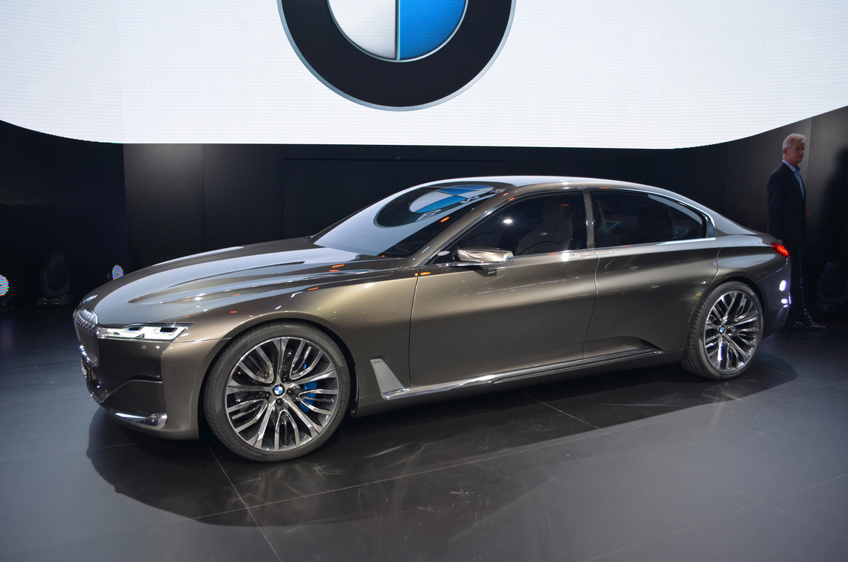 Nice wallpapers 2014 Bmw Vision Future Luxury Concept 1200x795px