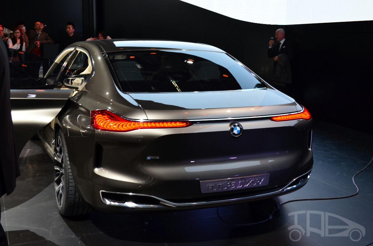 2014 Bmw Vision Future Luxury Concept Backgrounds on Wallpapers Vista