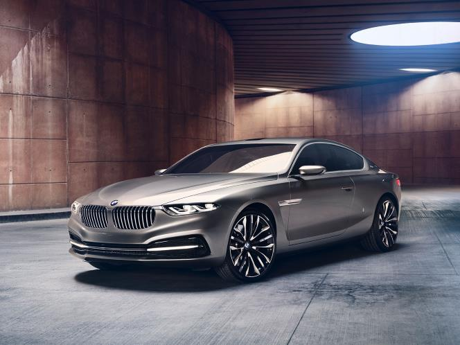 Nice wallpapers 2014 Bmw Vision Future Luxury Concept 664x498px