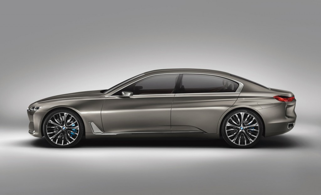 High Resolution Wallpaper   2014 Bmw Vision Future Luxury Concept 1024x625 px