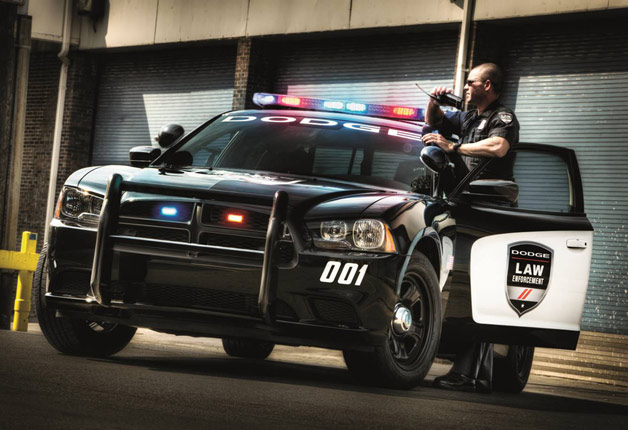 HD Quality Wallpaper | Collection: Vehicles, 628x430 2014 Dodge Charger Pursuit
