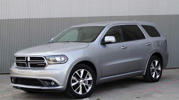 HD Quality Wallpaper | Collection: Vehicles, 750x422 2014 Dodge Durango