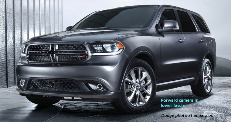 HQ 2014 Dodge Durango Wallpapers | File 54.22Kb