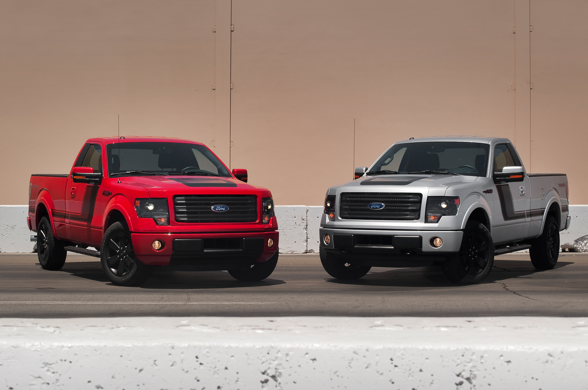 2048x1360 > 2014 Ford F-150 Tremor Wallpapers