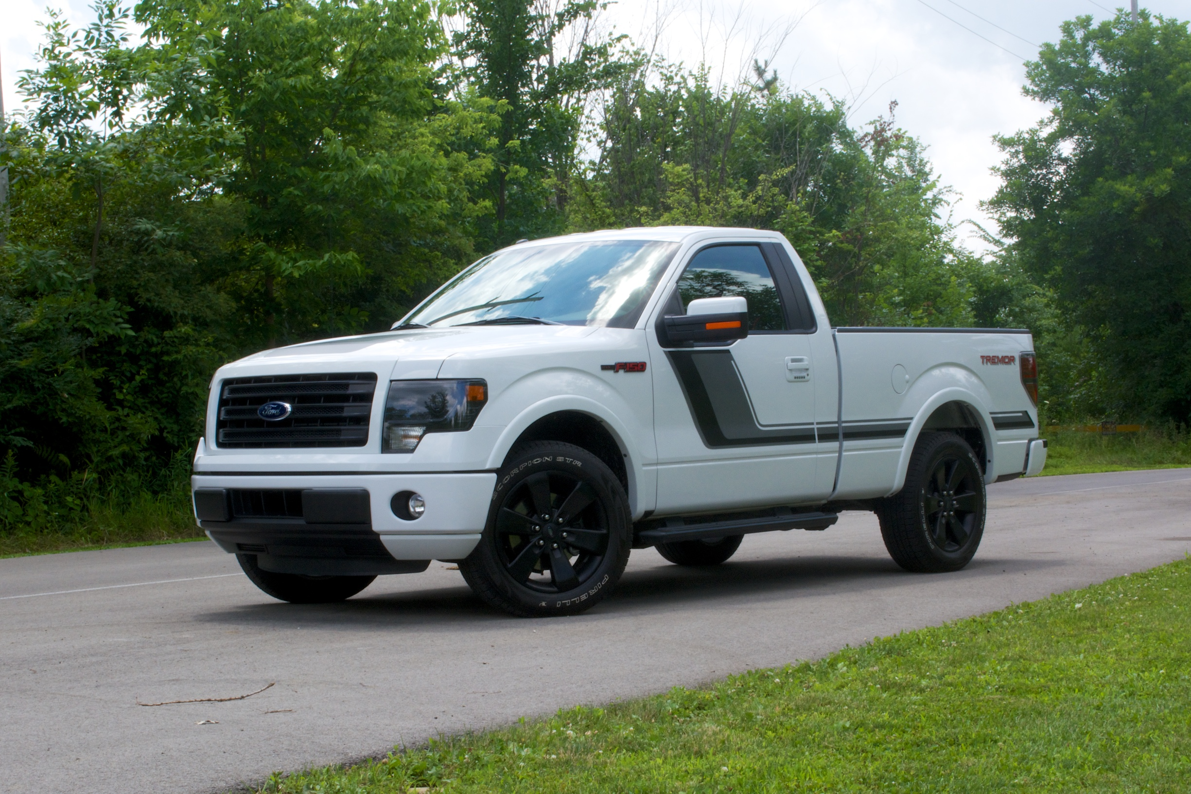 2014 Ford F-150 Tremor Backgrounds on Wallpapers Vista