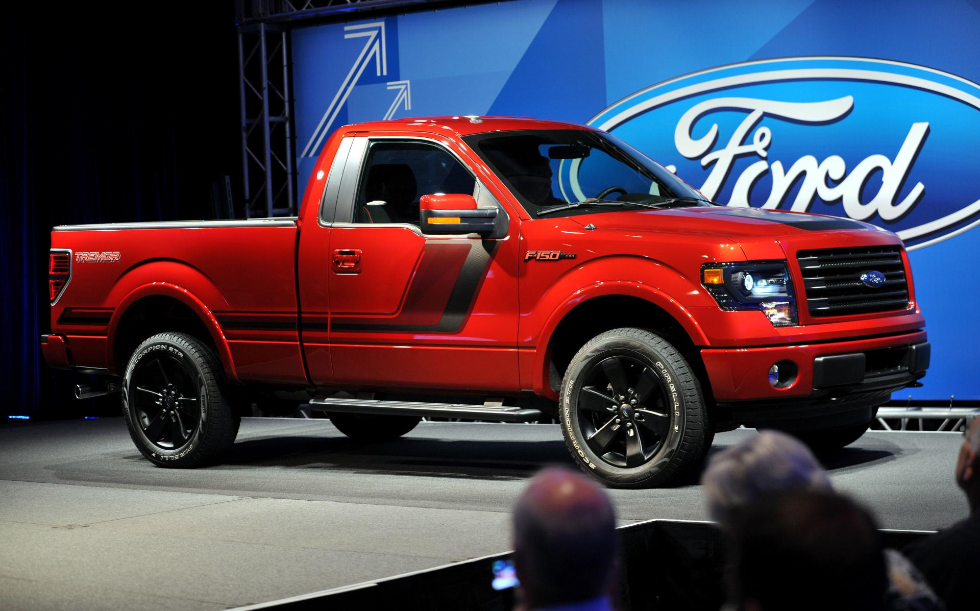 2014 Ford F-150 Tremor High Quality Background on Wallpapers Vista
