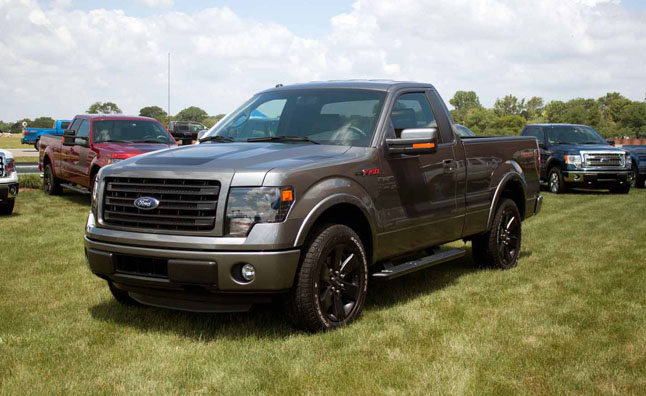 HQ 2014 Ford F-150 Tremor Wallpapers   File 100.25Kb