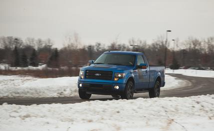 Nice wallpapers 2014 Ford F-150 Tremor 429x262px