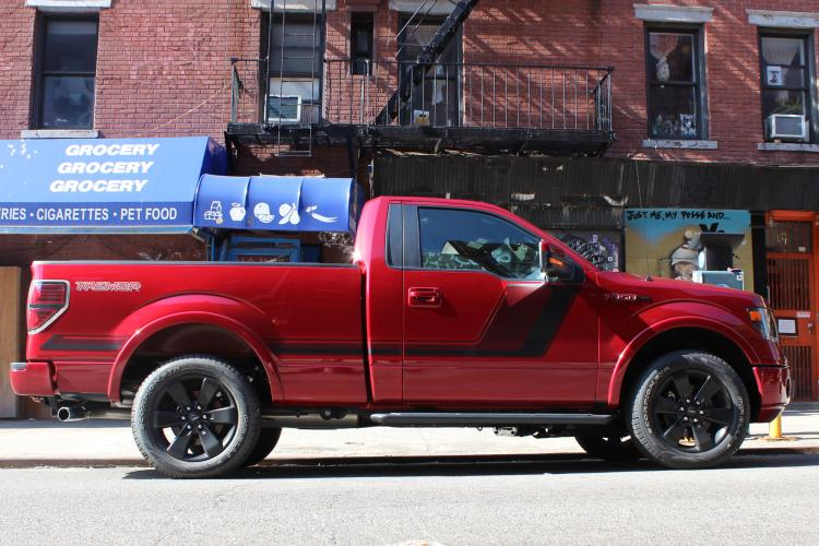 High Resolution Wallpaper   2014 Ford F-150 Tremor 750x500 px