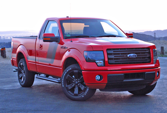 HD Quality Wallpaper   Collection: Vehicles, 560x377 2014 Ford F-150 Tremor