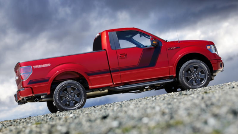 High Resolution Wallpaper   2014 Ford F-150 Tremor 800x450 px