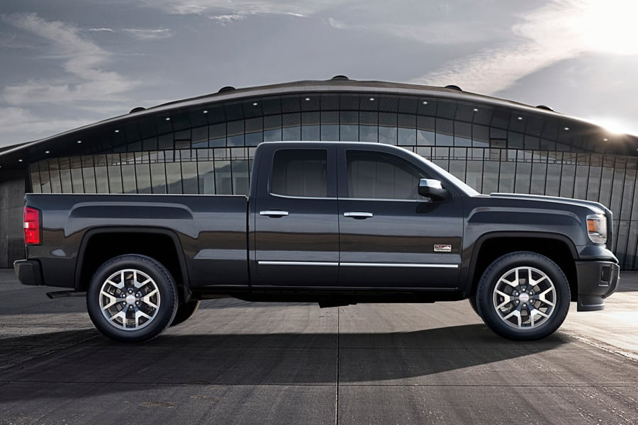 2014 GMC Sierra High Quality Background on Wallpapers Vista
