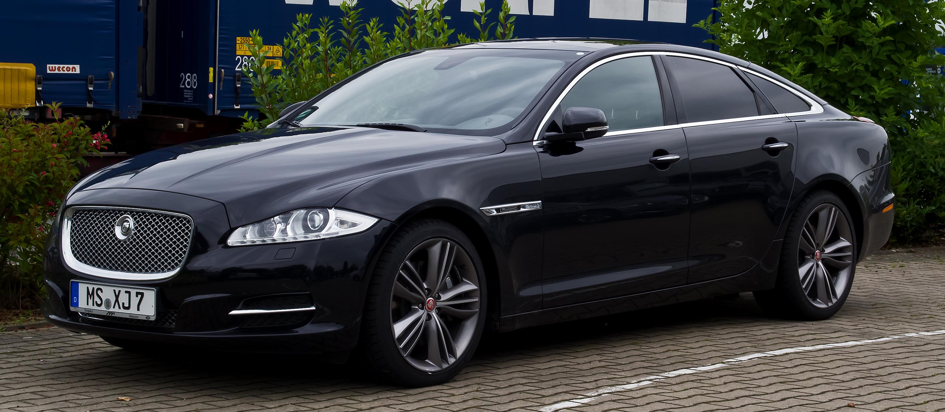 Amazing 2014 Jaguar XJR Long Wheelbase Pictures & Backgrounds