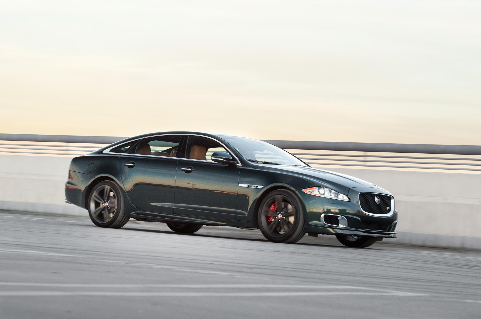 2014 Jaguar XJR Long Wheelbase Backgrounds, Compatible - PC, Mobile, Gadgets| 2048x1360 px