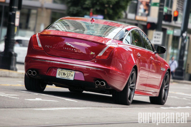 2014 Jaguar XJR Long Wheelbase High Quality Background on Wallpapers Vista