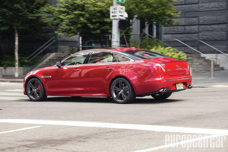 2014 Jaguar XJR Long Wheelbase Backgrounds on Wallpapers Vista